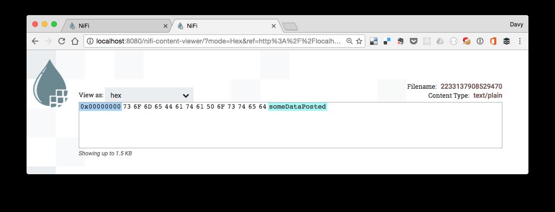 HTTP communication with Apache NiFi – Davy's Tech Blog